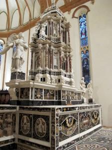 Vicenza,_santa_corona,_altare_maggiore_di_Domenico_Corbarelli_,_xvii_sec._01[1]